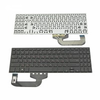 Клавиатура за ASUS VivoBook X507 X507MA BLACK WITHOUT FRAME US с КИРИЛИЦА