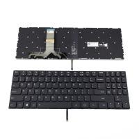 Клавиатура за Lenovo Y520-15IKB R720-15IKB BLACK With Backlit (WHITE light) US