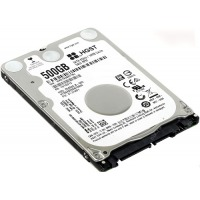 "Твърд диск Hitachi 2.5"" 500GB SATA II 16MB 5400rpm Z5K500-500 thin 7mm"