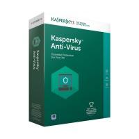 софт. Kaspersky Antivirus KAV 1PC 1 Year BOX - Кутия