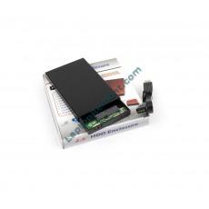 """кутия ext. HDD 2.5"""" BS-U25YA SATA to USB3.0 Black"""