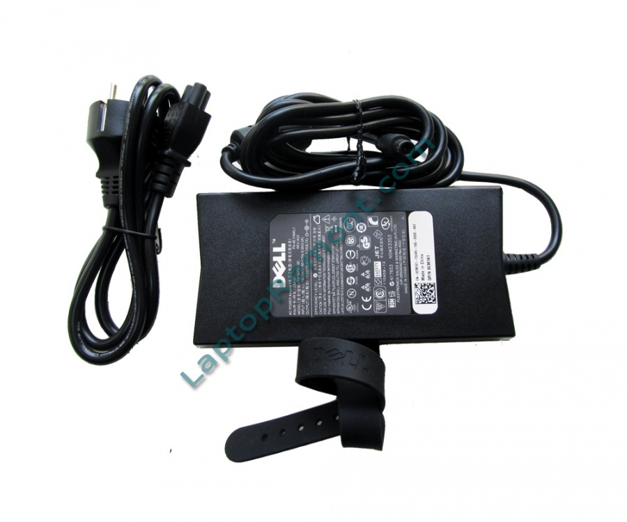 Захранващ Адаптер DELL 19.5V 130W 6.7A (7.5x0.7x5.0) 3 prong + POWER CABLE