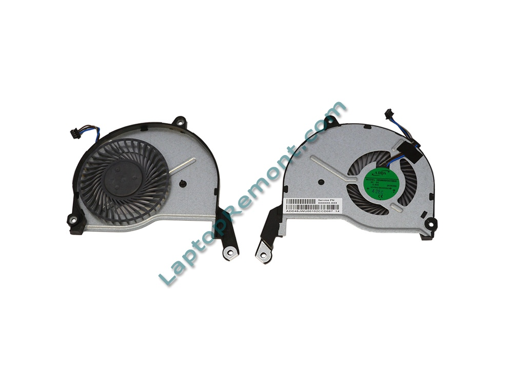 CPU FAN HP Pavilion 14-N 14Z-N 15-N 17-N