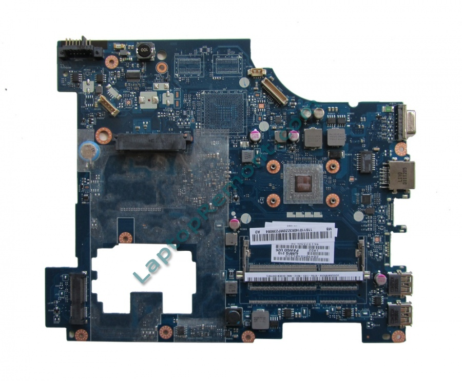 Motherboard Lenovo Ideapad G575G (integrated AMD E-300 1.3 GHz)