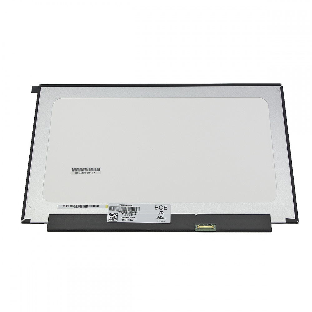 "15.6"" NV156FHM-N3D LED (eDP) Дисплей за лаптоп, Full HD, матов"