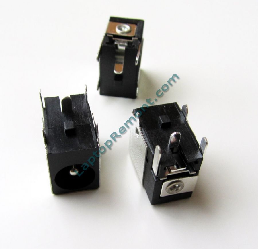 DC Power Jack PJ001A 1.65mm - HP Pavilion ZE4900 Presario 2200
