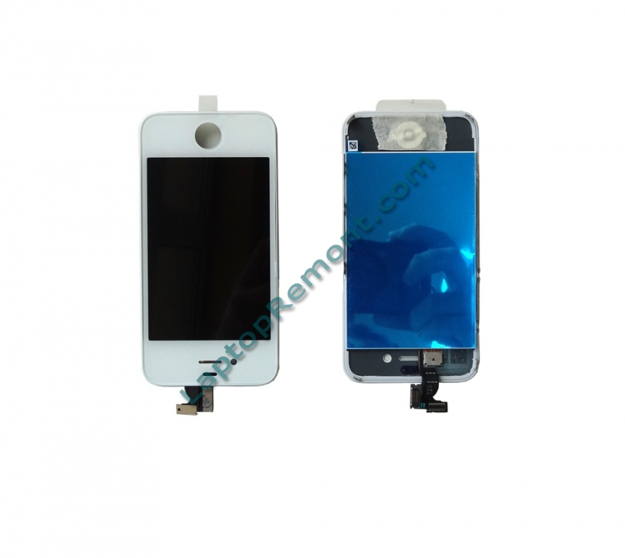 Apple iPhone 4 WHITE LCD+ touch screen